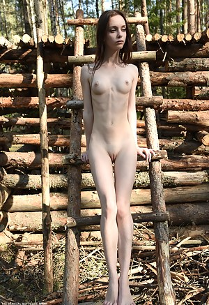 Naked Skinny Girls Porn Pictures